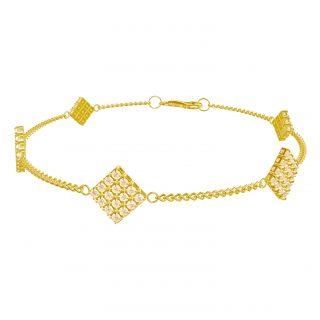 Mounting Tennis Bracelets